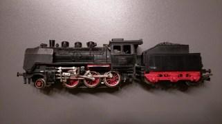 Modellbahn Lok-Reparatur Modelleisenbahn Maninas-Lokwerk