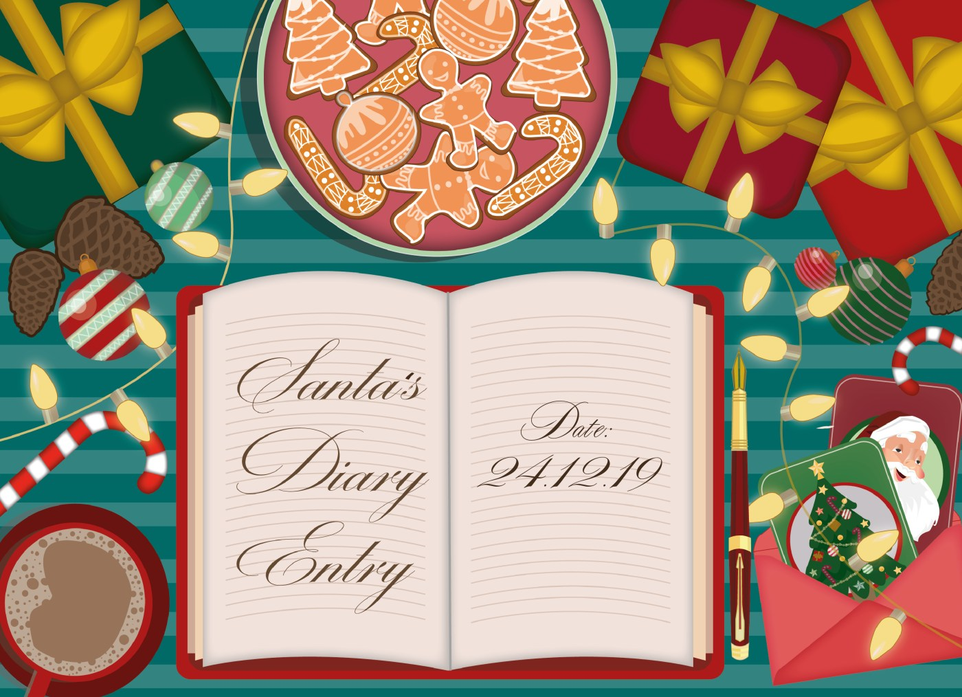 Santa's Diary Featured Image