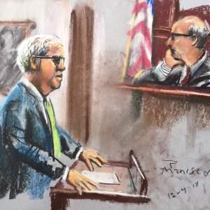 Michael Slager Sentencing Hearing - Andy Savage opening statement before Judge David Norton