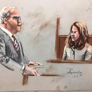 Michael Slager Sentencing Hearing - Solicitor Scarlet Wilson testifies