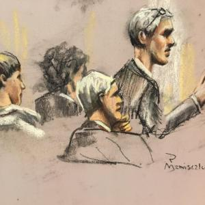 Dylann Roof Trial - Stephen Curran Gathers Testimony A