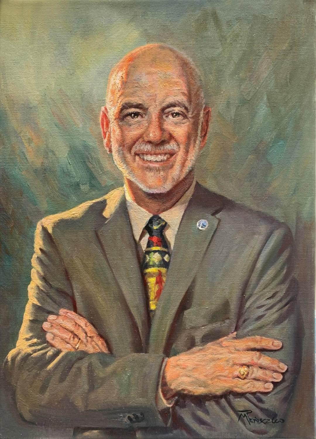 Dr John Vena