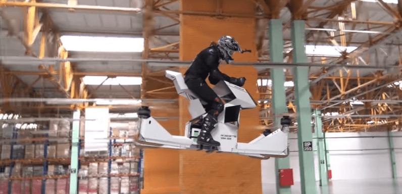 Hoverbike - Scorpion