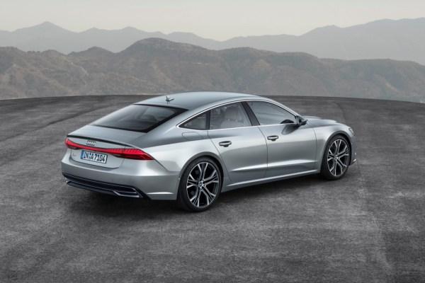 Nieuwe Audi A7
