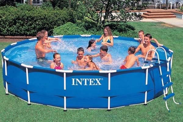 Intex Zwembad Manisfaction