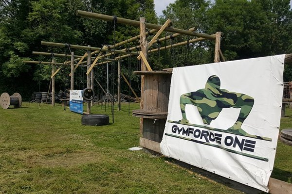 Obstacle Run Gym Force
