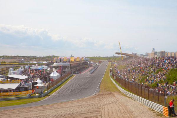 Circuit Zandvoort Formule 1