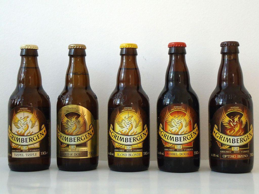 grimbergen bieren