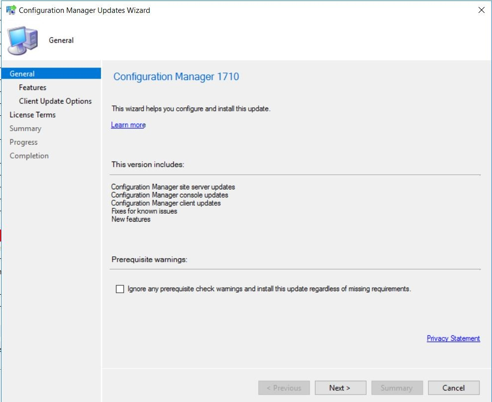 SCCM (System Center Configuration Manager) 1710 Step by Step