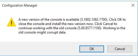 SCCM (System Center Configuration Manager) 1802 Step by Step Upgrade Guide 14
