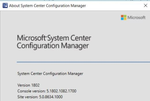 SCCM (System Center Configuration Manager) 1802 Step by Step Upgrade Guide 15