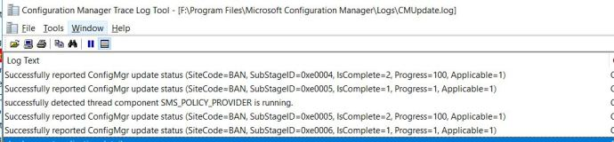 SCCM (System Center Configuration Manager) 1802 Step by Step Upgrade Guide 12