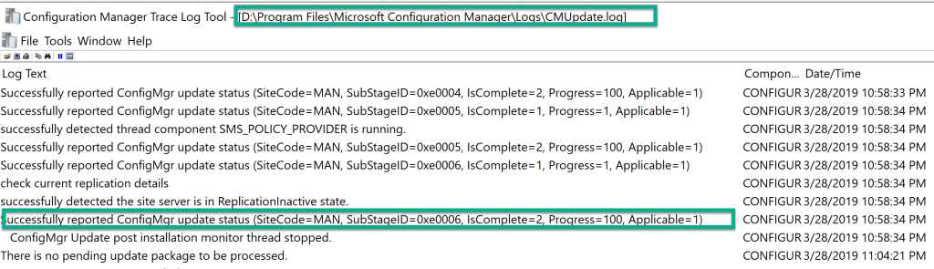 SCCM 1902 Step by Step Upgrade Guide 15