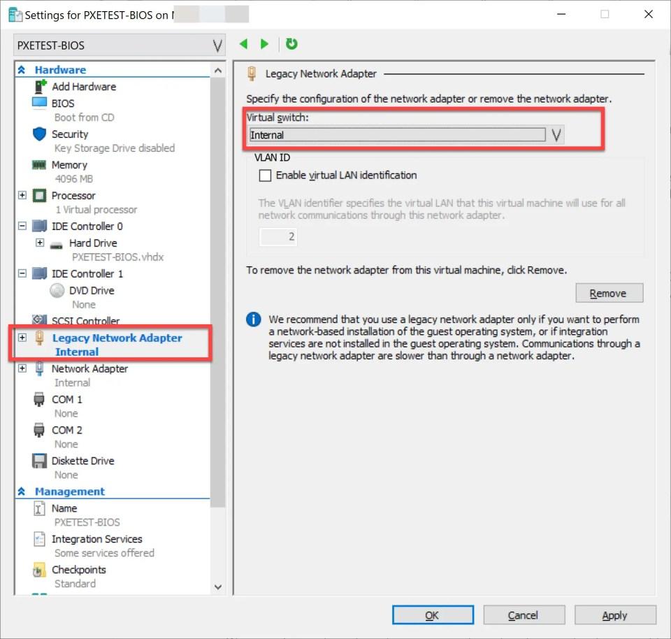 SCCM PXE Boot Configuration 17