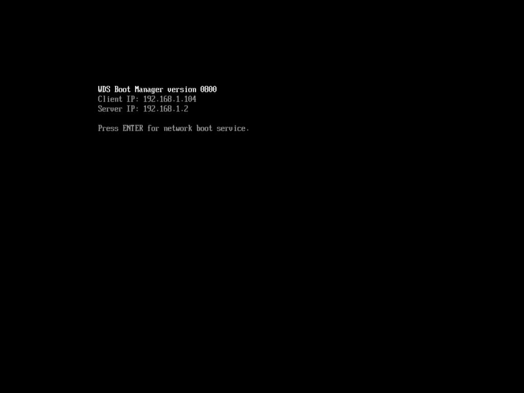 SCCM PXE Boot Configuration 23