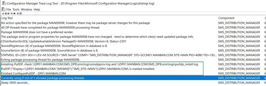Configure SCCM Pull Distribution Point 5