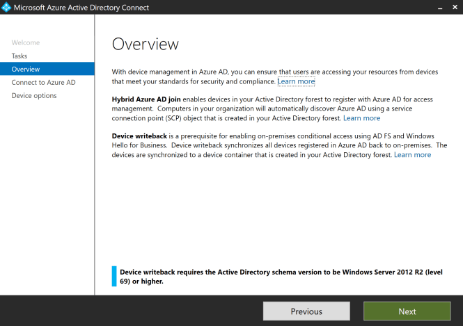 Configure Hybrid Azure AD join 4