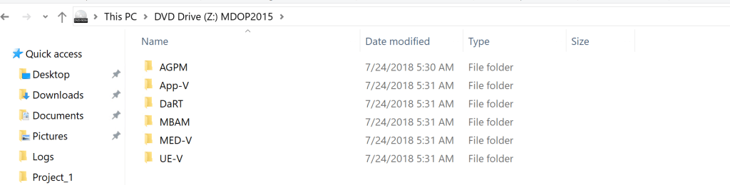 How to integrate MsDart with SCCM Boot Image 1
