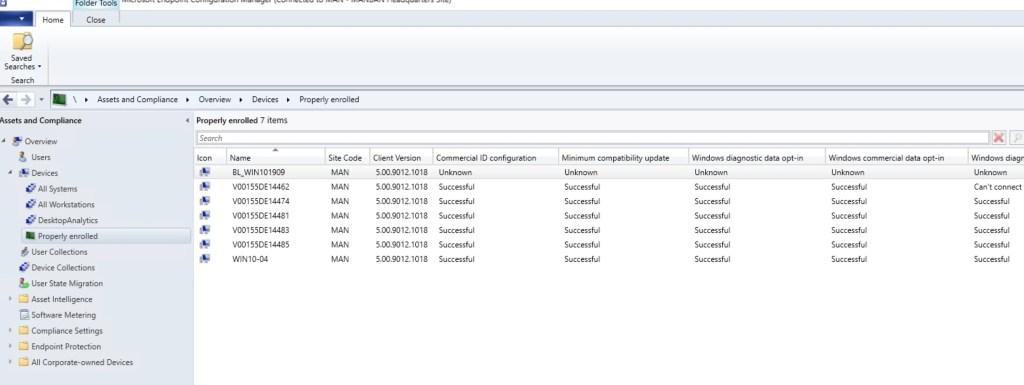 Set up Desktop Analytics to integrate with SCCM 24