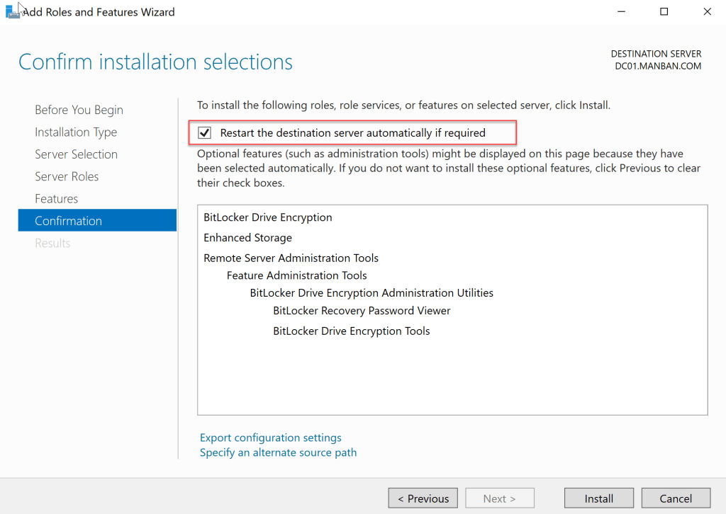 How to get BitLocker Recovery Password from Active Directory 7
