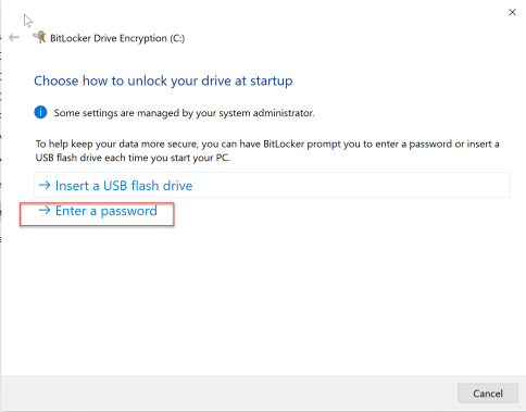 How to Turn on BitLocker Encryption without TPM 6