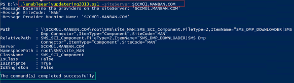 SCCM 2010 Step by Step Upgrade Guide 2
