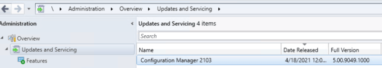 SCCM 2103 Step by Step Upgrade Guide 6