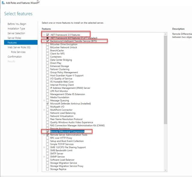 .NET Framework 4.8 Features