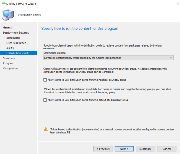 How to deploy Windows 11 using SCCM Task Sequence 9