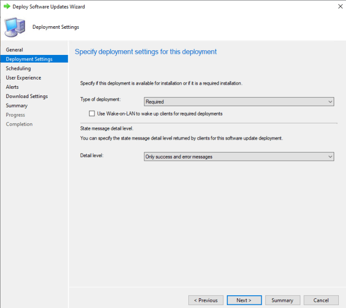 Deploy Windows 11 Software Update using SCCM 8