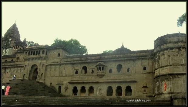 Ghats of Maheshwar