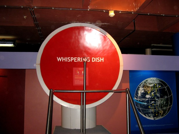 The Whispering Dish