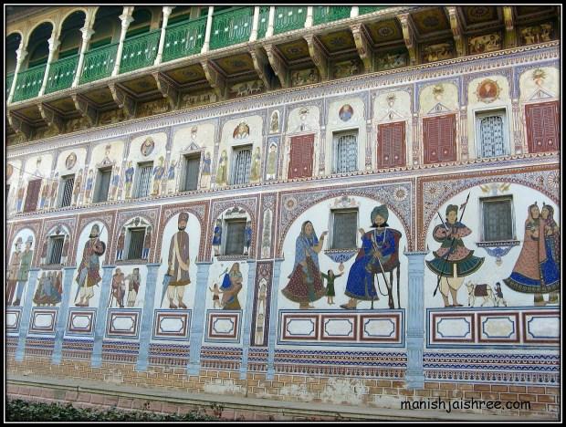 Poddar Haveli Museum,  Nawalgarh