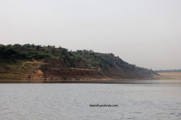 Landscape of Chambal
