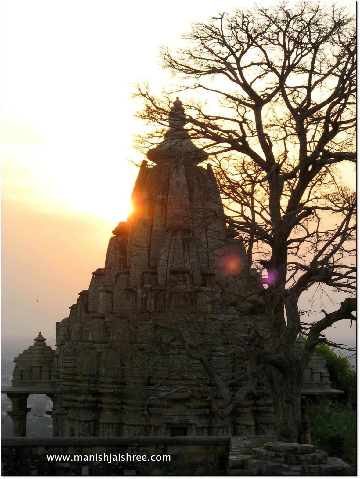 Sammidheshwar Mahadev Temple