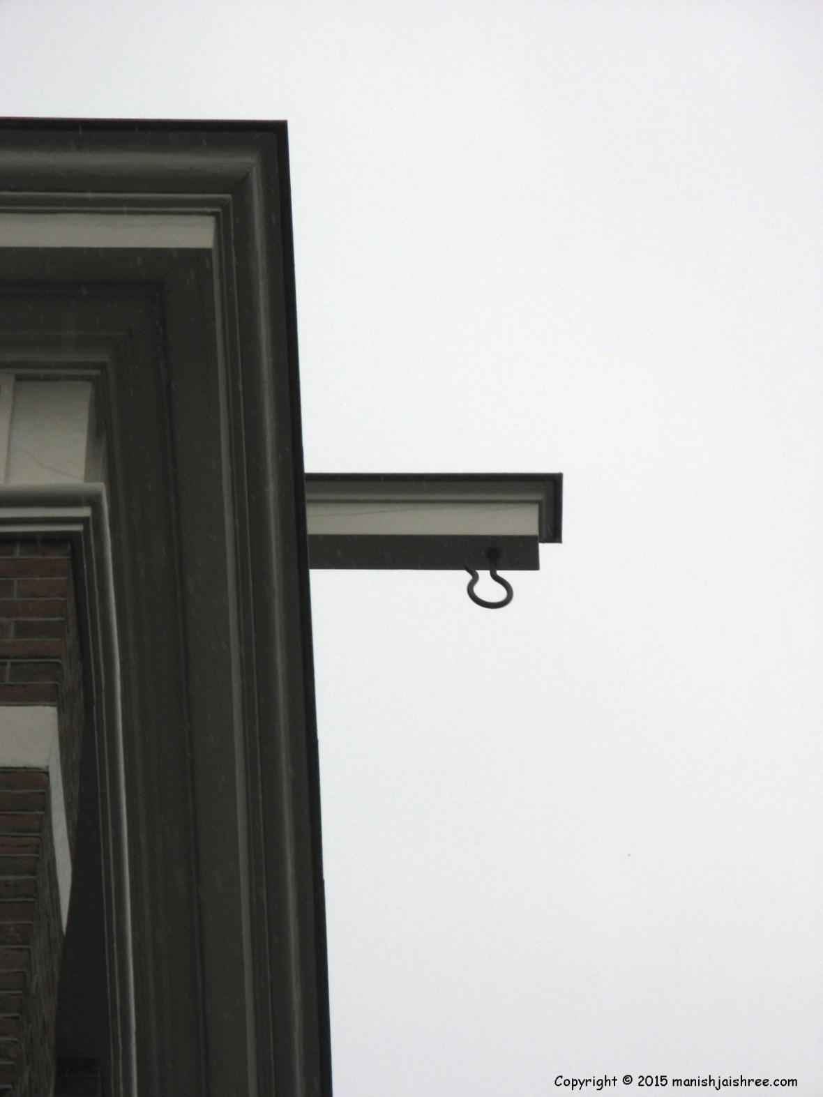 Hook Close-up, Amsterdam