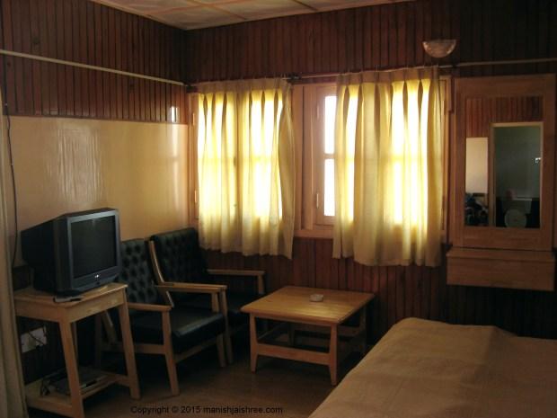 Our Room, KMVN Deenapani