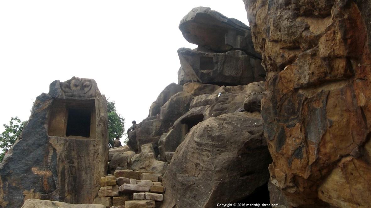 Sarpa Gumpha, Udayagiri Hills, Odisha