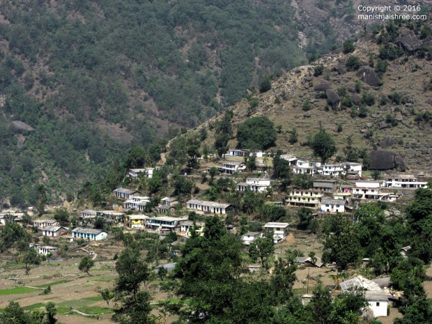 The Birthi Village