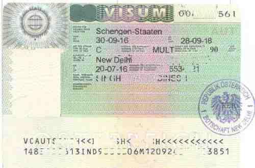 schengen visa for Indian citizens
