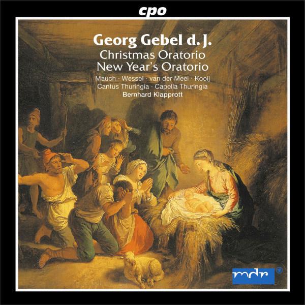 Georg Gebel d. J. - Christmas Oratorio