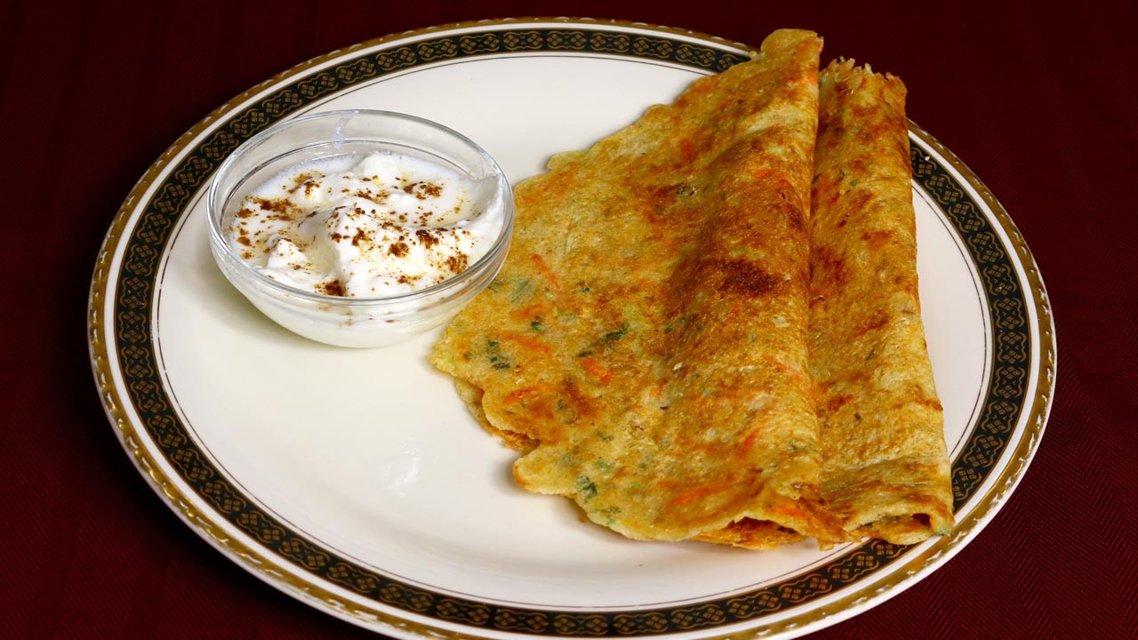 Jowar (Sorghum) Dosa Recipe coming soon