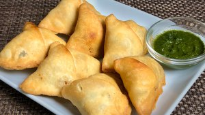 Punjabi Samosa Recipe by Manjula