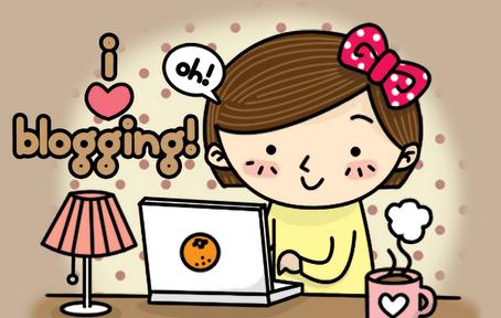 Blogging, Love