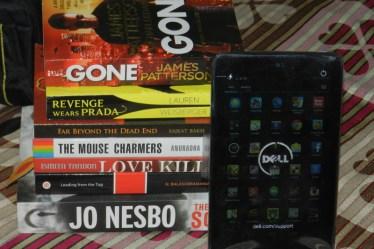 Books, technology