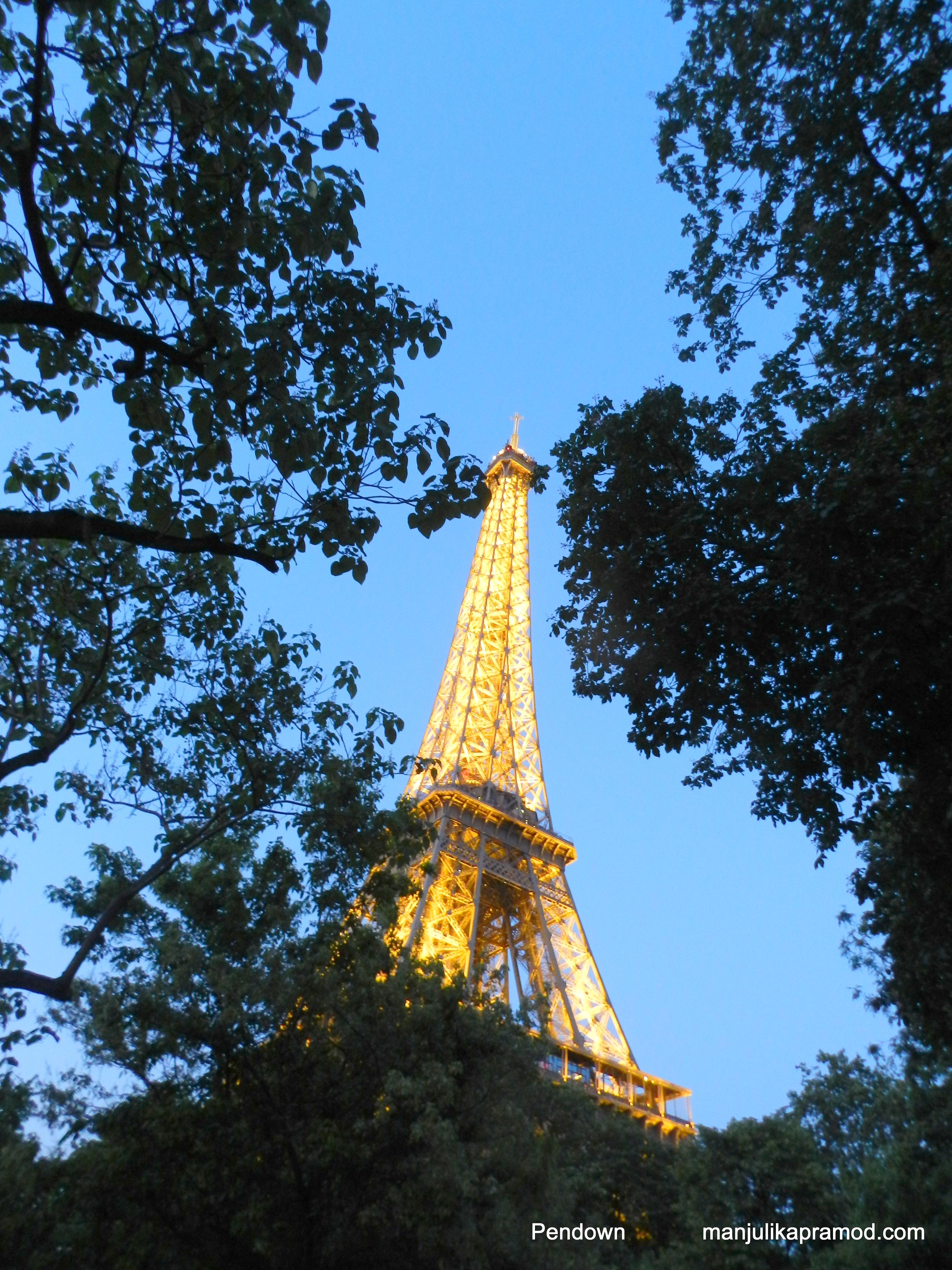 Eiffel Tower, Iron Lady, Paris, Farnce, Travel, Europe