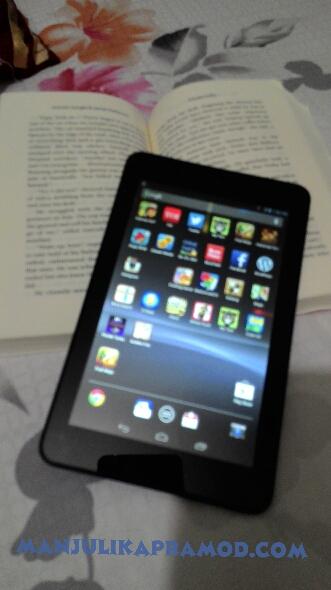 Book, Tablet, Dell, Venue 7