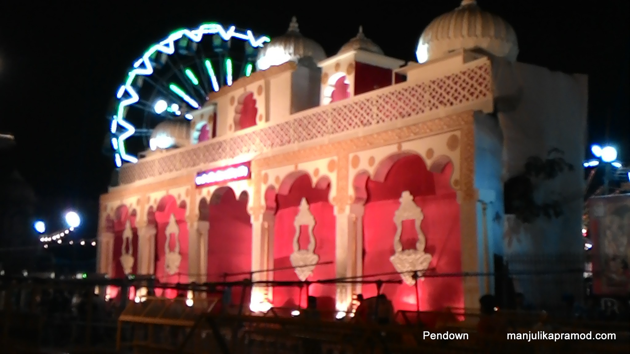 Red Fort, Nav Shri Dharmik Lila Committee, Dusshera, Chandni Chowk, Food, Festival, New Delhi