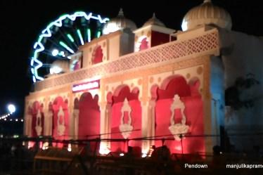 Red Fort, Nav Shri Dharmik Lila Committee, Dusshera, Chandni Chowk, Food, Festival, New Delhi
