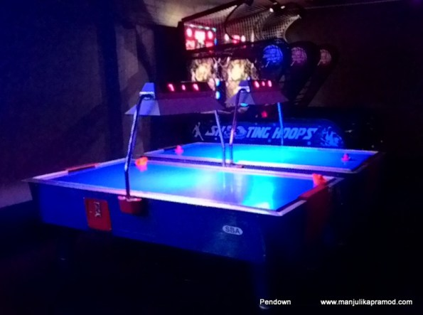 Air Hockey, Yes Minister, Essex farms